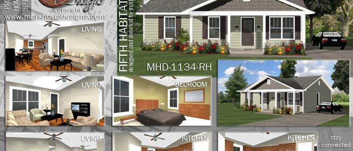 fifth home design for habitat for humanity mark hovis designs