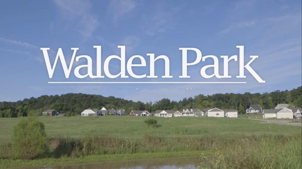 Walden Park - A Traditional Neighborhood Development (TND)
